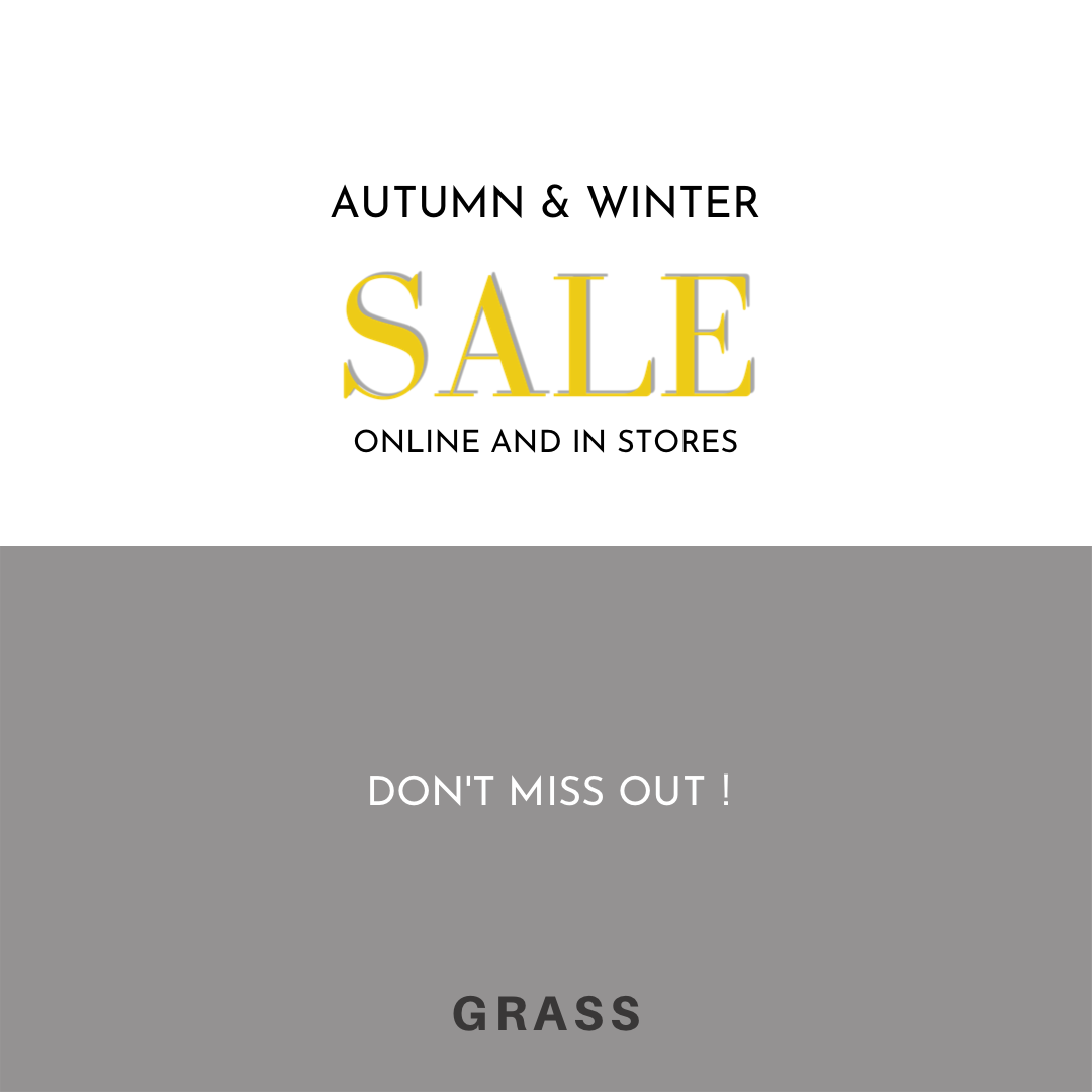 2020 AUTUMN & WINTER SALE